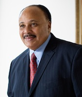 Photo of Martin Luther III King