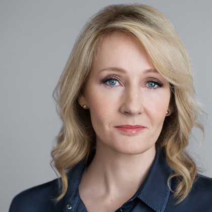 Photo of J.K. Rowling
