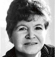 Photo of Peggy Parish