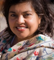Photo of Mitali Perkins