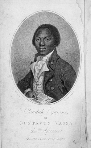 Photo of Olaudah Equiano