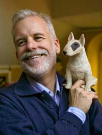 Photo of Chris Van Allsburg