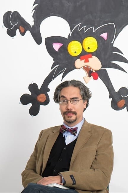 Photo of Nick Bruel