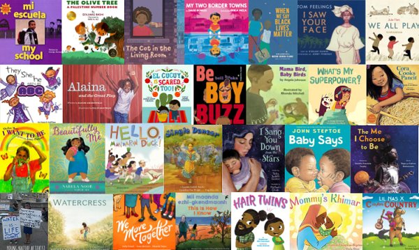 We Are Kid Lit Collective Summer Reading Lists, 2015-2020