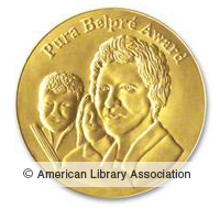 Pura Belpré Awards, 1996-2021