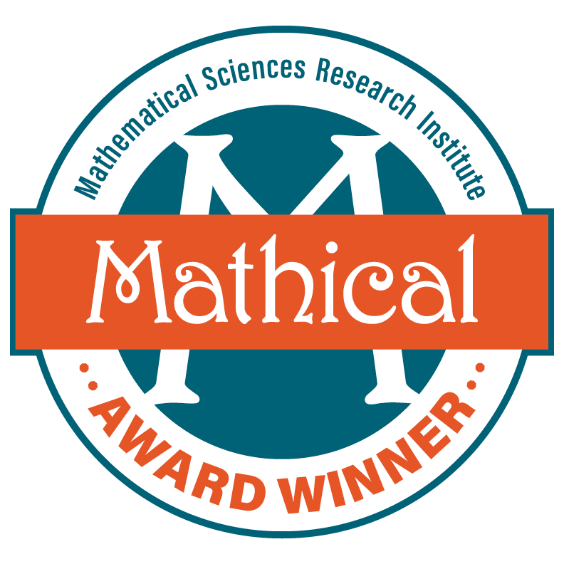 Mathical Book Prize, 2015-2020