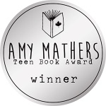 Amy Mathers Teen Book Award, 2015-2019