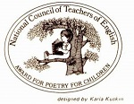 Award for Excellence in Poetry for Children, 1977-2019