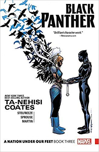 Black Panther Vol. 3: A Nation Under Our Feet, Book 3