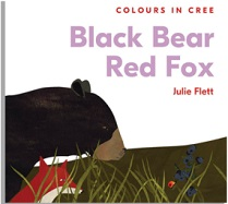 Black Bear Red Fox