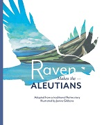 Raven Makes the Aleutians