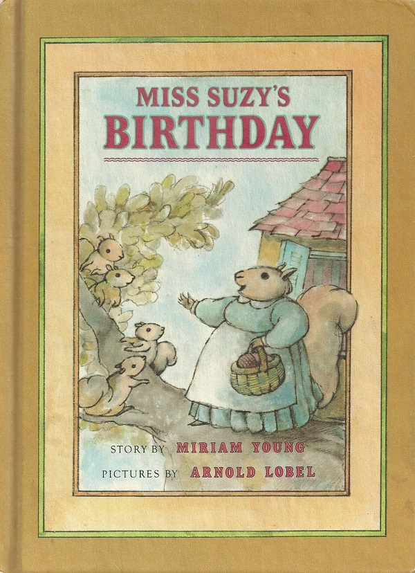 Miss Suzy's Birthday