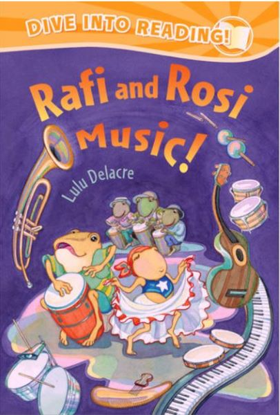 Rafi and Rosi Music!