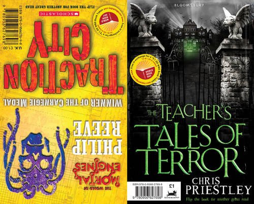 Traction City / The Teacher's Tales of Terror
